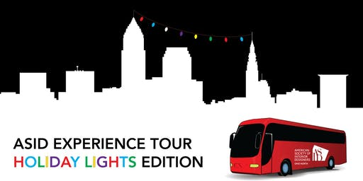 ASID Ohio North Experience Tour: Holiday Lights Edition