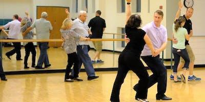 Salsa and Swing Dancing