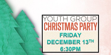 Youth Group Christmas Party tickets