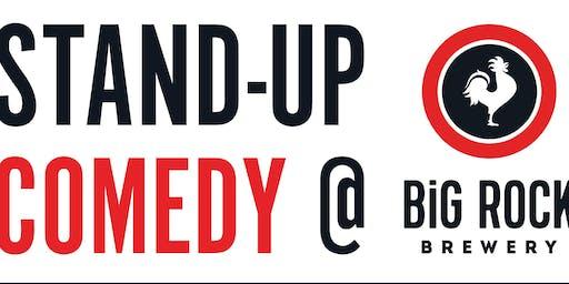 Black Sheep Comedy @ Big Rock Brewery, December Edition