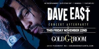 Dave East FRIDAY Night Hip Hop Gold Room
