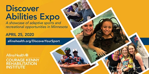 Discover Abilities Expo - A showcase of adaptive sports & recreation