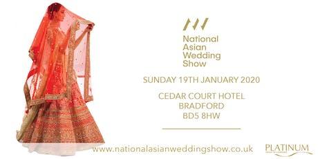 The National Asian Wedding Show Bradford tickets