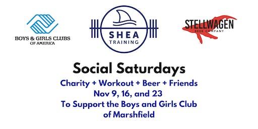 Final Weekend: Social Saturdays