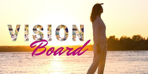 Create Your Life Vision Board Retreat