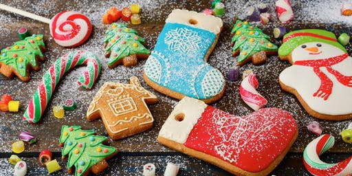 Kids Holiday Cookie Decorating Class