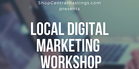 Local Digital Marketing Workshop ( Tweed) tickets