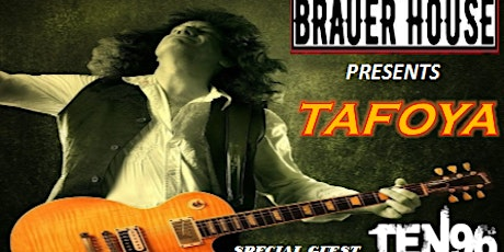 Original Band Night with The Mike Tafoya Band and Ten96  at Brauer House tickets