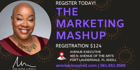 Marketing Mashup Fort Lauderdale tickets