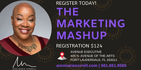 Marketing Mashup Fort Lauderdale tickets
