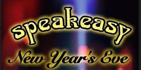 Speakeasy's Legendary New Year's Eve Bash 2019 tickets