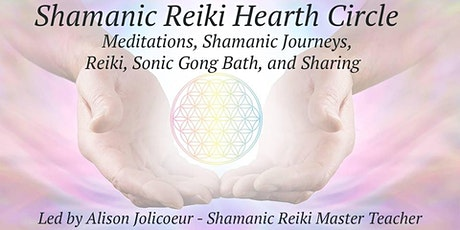 Shamanic Reiki Solstice HEARTH Circle tickets
