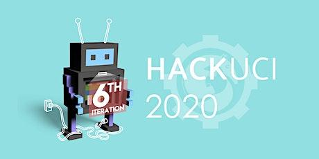 HackUCI 2020 tickets