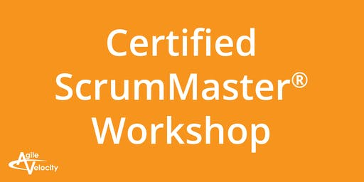 Certified ScrumMaster Workshop - Austin