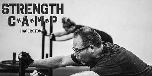 Strength Camp: Full body strength and conditioning workout!