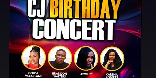 CJ Birthday Concert