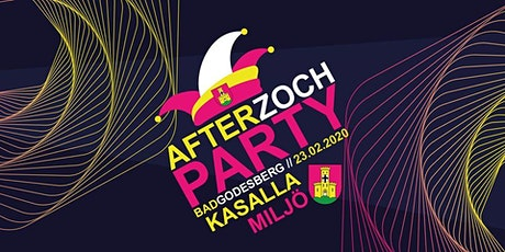 AFTERZOCH PARTY Bad Godesberg 2020 // Kasalla und Miljö Tickets