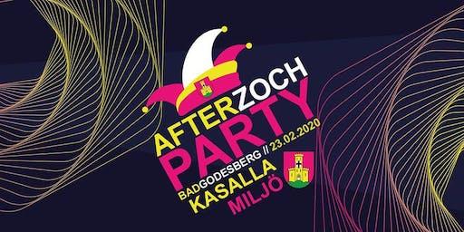 AFTERZOCH PARTY Bad Godesberg 2020 // Kasalla und Miljö