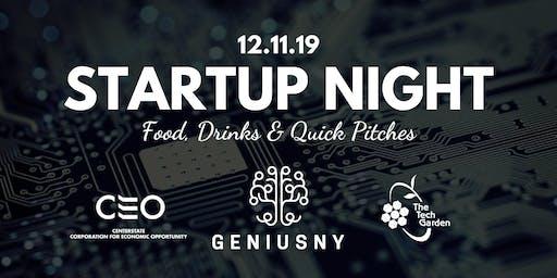 Startup Night