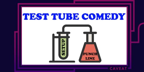 Test Tube Comedy with Raj Sivaraman tickets