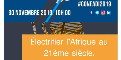 Conférence Annuelle Afrique des Idées - Paris billets