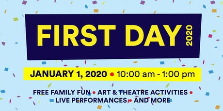 First Day at The Mosesian Center for the Arts tickets