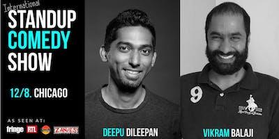 Standup Comedy Show (Deepu Dileepan & Vikram Balaji)