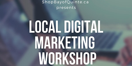 Local Digital Marketing Workshop (Trenton) tickets
