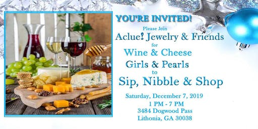 Wine & Cheese, Girls & Pearls