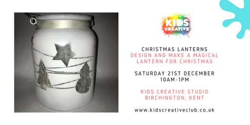 Christmas Lantern Making - Children's Workshop