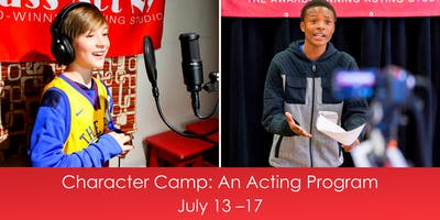 Character Camp: An Acting Program