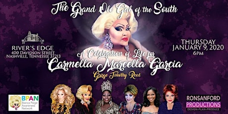 The Grand Ole Gal of the South A Celebration of Life for Carmella tickets