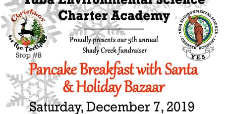Christmas in the Foothills Breakfast with Santa tickets