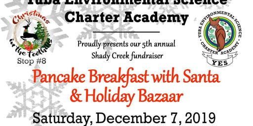 Christmas in the Foothills Breakfast with Santa