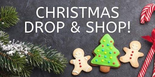 Christmas Drop and Shop