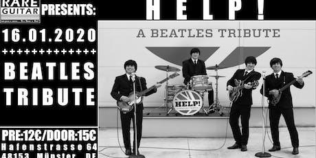 Help! – Beatles Tribute Tickets
