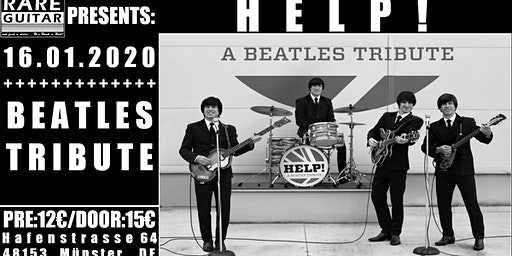 Help! – Beatles Tribute