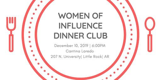 Women of Influence Dinner Club
