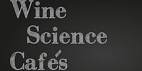 Wine Science Café Dezembro bilhetes