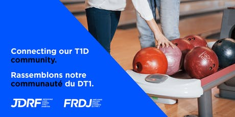 Quilles FRDJ - JDRF Bowling tickets