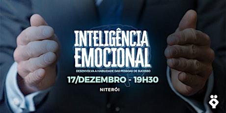 [NITERÓI/RJ] Palestra Gratuita - INTELIGÊNCIA EMOCIONAL tickets