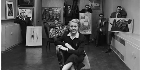 Edith Halpert and the Rise of American Art tickets
