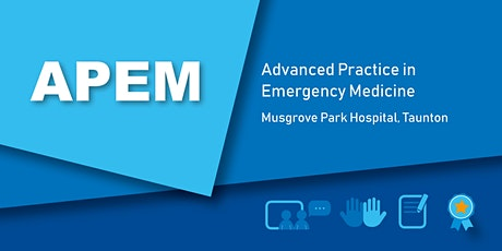 Advanced Practice in Emergency Medicine tickets
