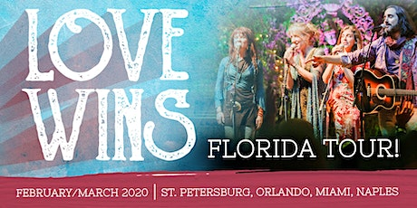 Naples Love Wins! Kirtan Concert with David Newman and Friends tickets
