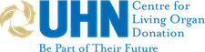 The Centre for Living Organ Donation at UHN logo