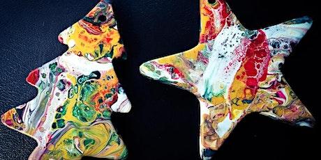 Explore the Pour - Acrylic Pour Ornaments tickets