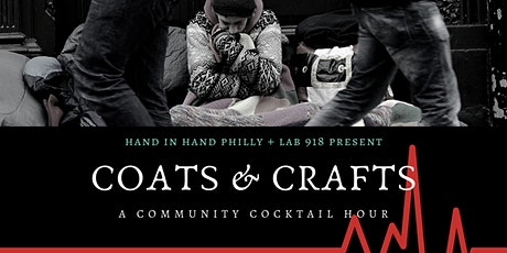 Coats & Crafts: A Community Cocktail Hour tickets