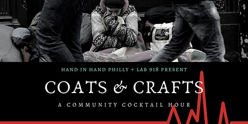 Coats & Crafts: A Community Cocktail Hour