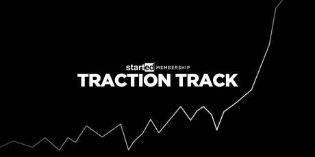 [Traction Track] The Brand Only You Can Build | Carlos Williams tickets