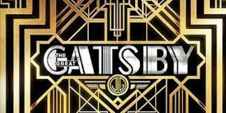 THE GREAT GATSBY AFFAIR / MUSIC POWERED BY DJ SPAZO, DJ LEGEND, DJ MIKE C tickets